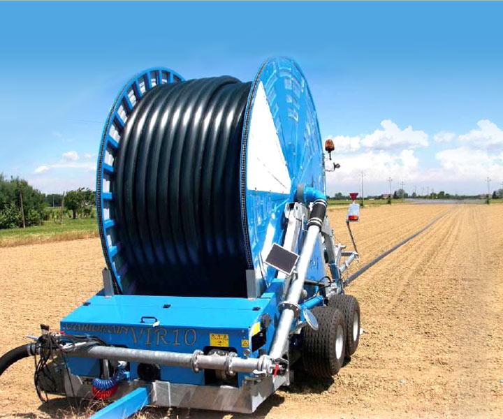 Rotolone per irrigazione termosifoni in ghisa scheda tecnica for Irrigazione per aspersione