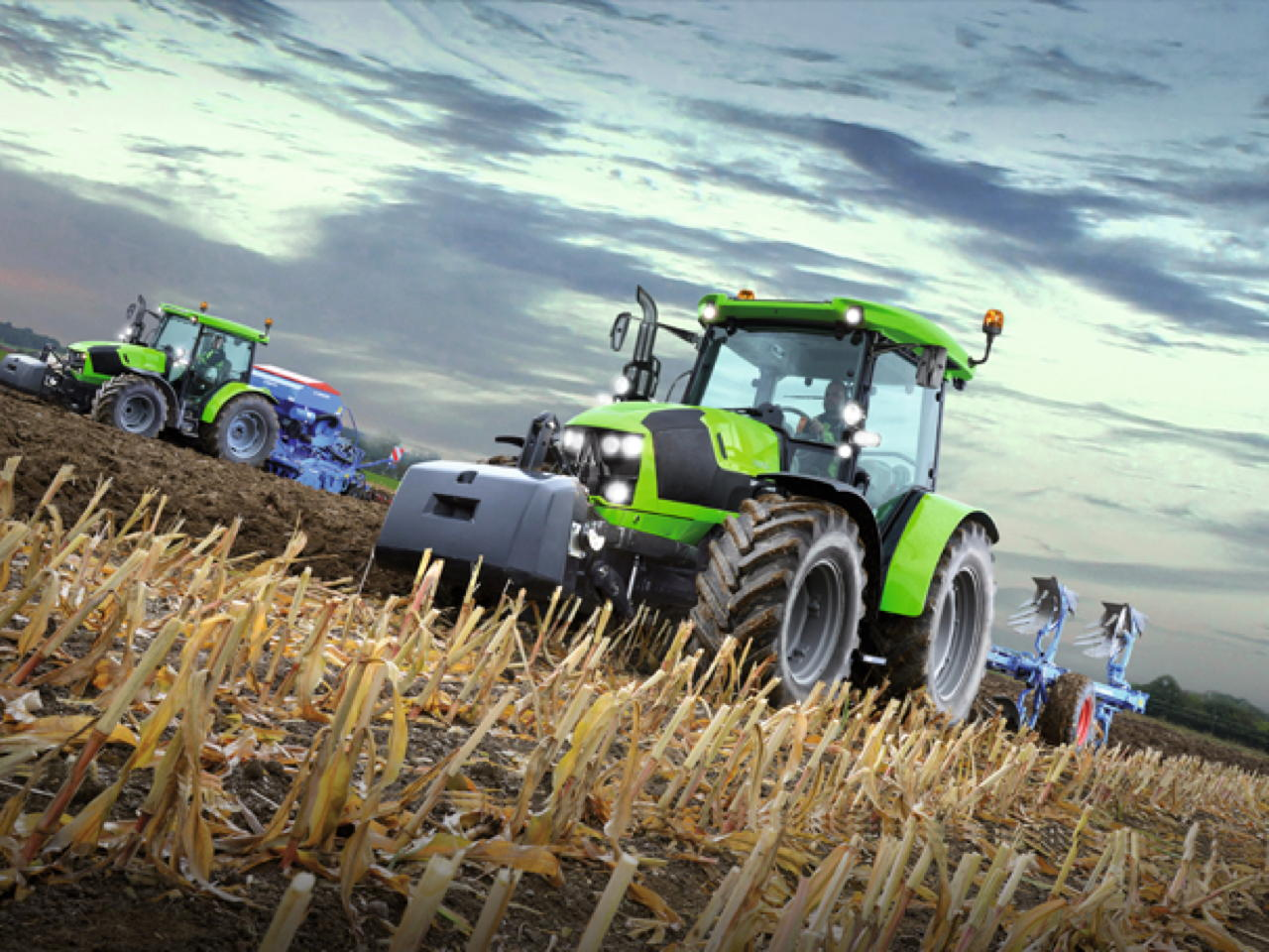 Deutz-Fahr Serie 5G 5090 G MD-Plus