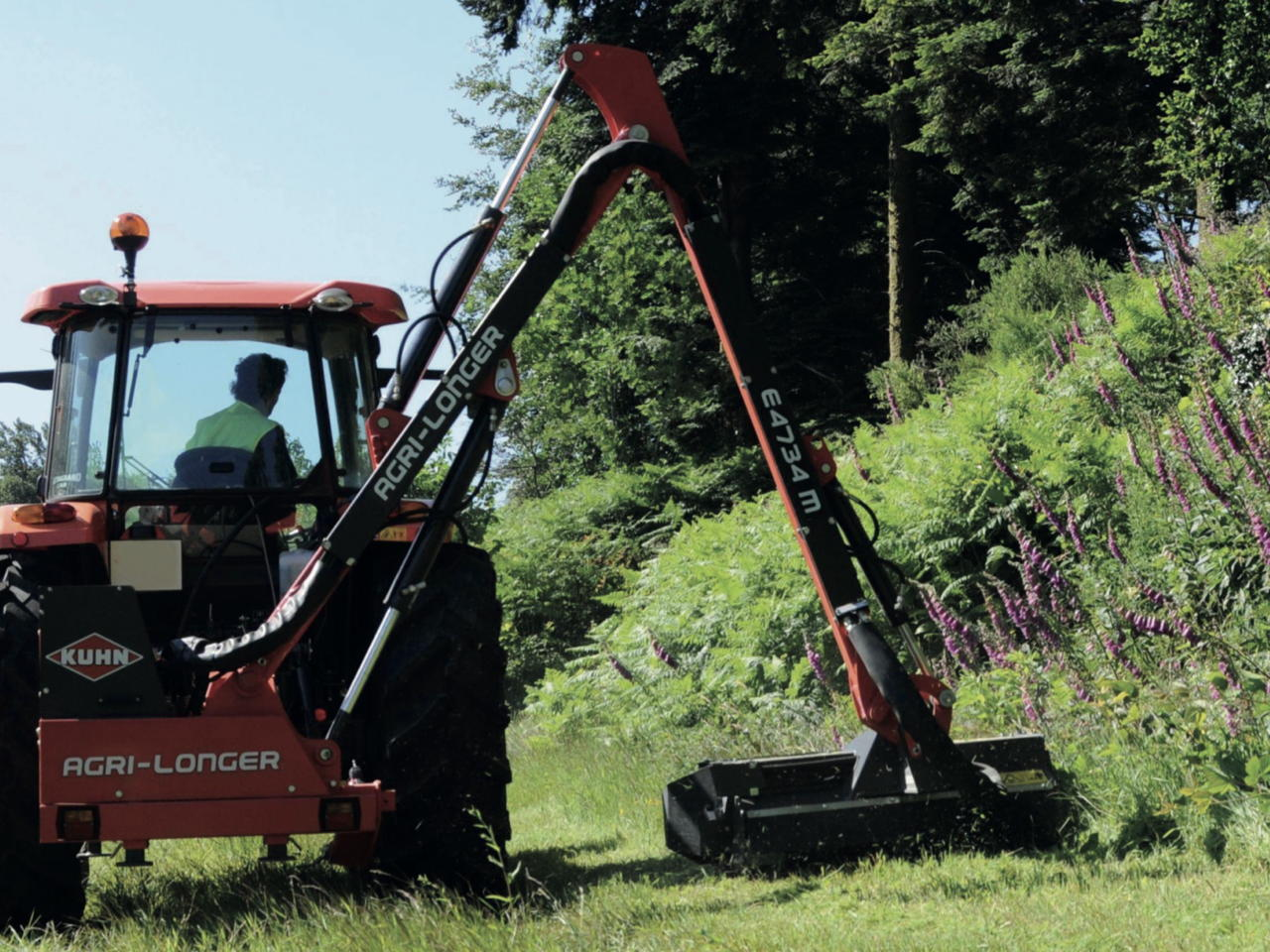 Kuhn Agri-Longer