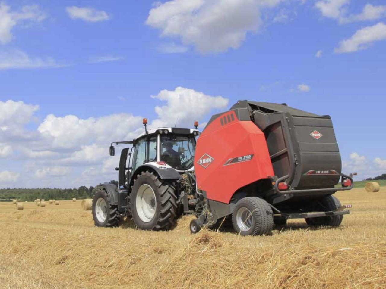 Kuhn VB 3100 VB 3160-3190 Optifeed