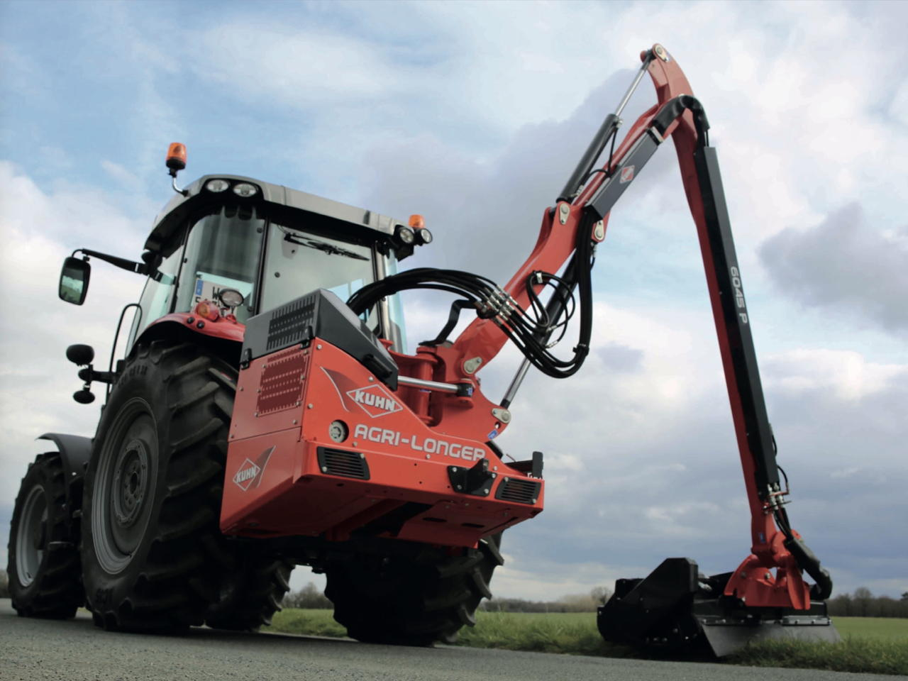 Kuhn Agri Longer GII