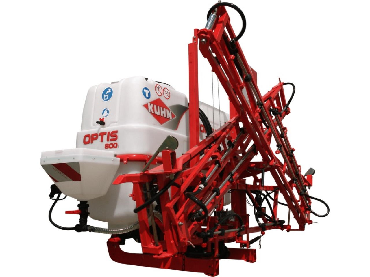 Kuhn Optis Optis 600