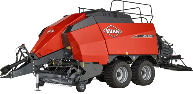 Kuhn LSB 870 LSB 870 Optifeed