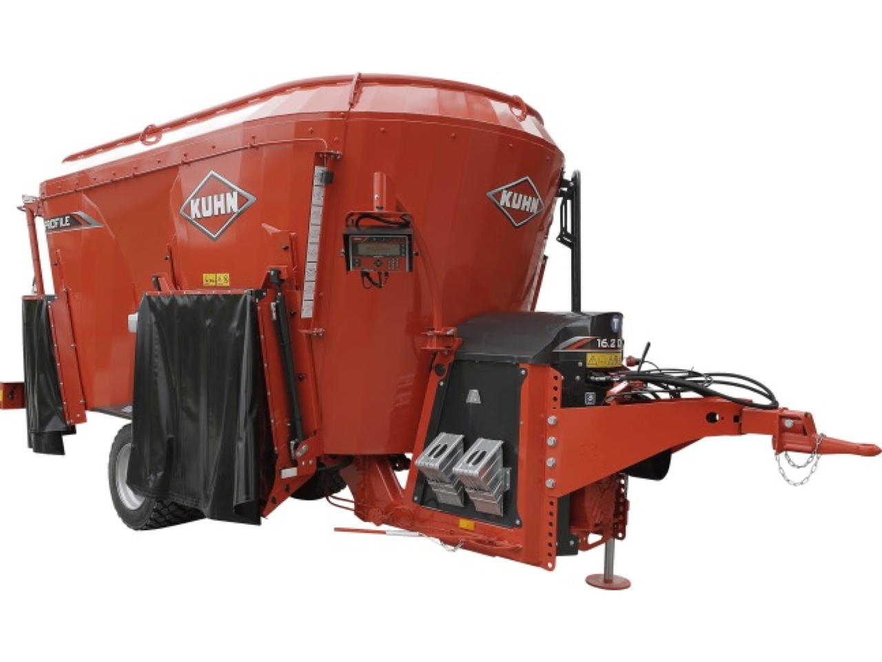 Kuhn Profile 2 DS Profile 12.2 DS