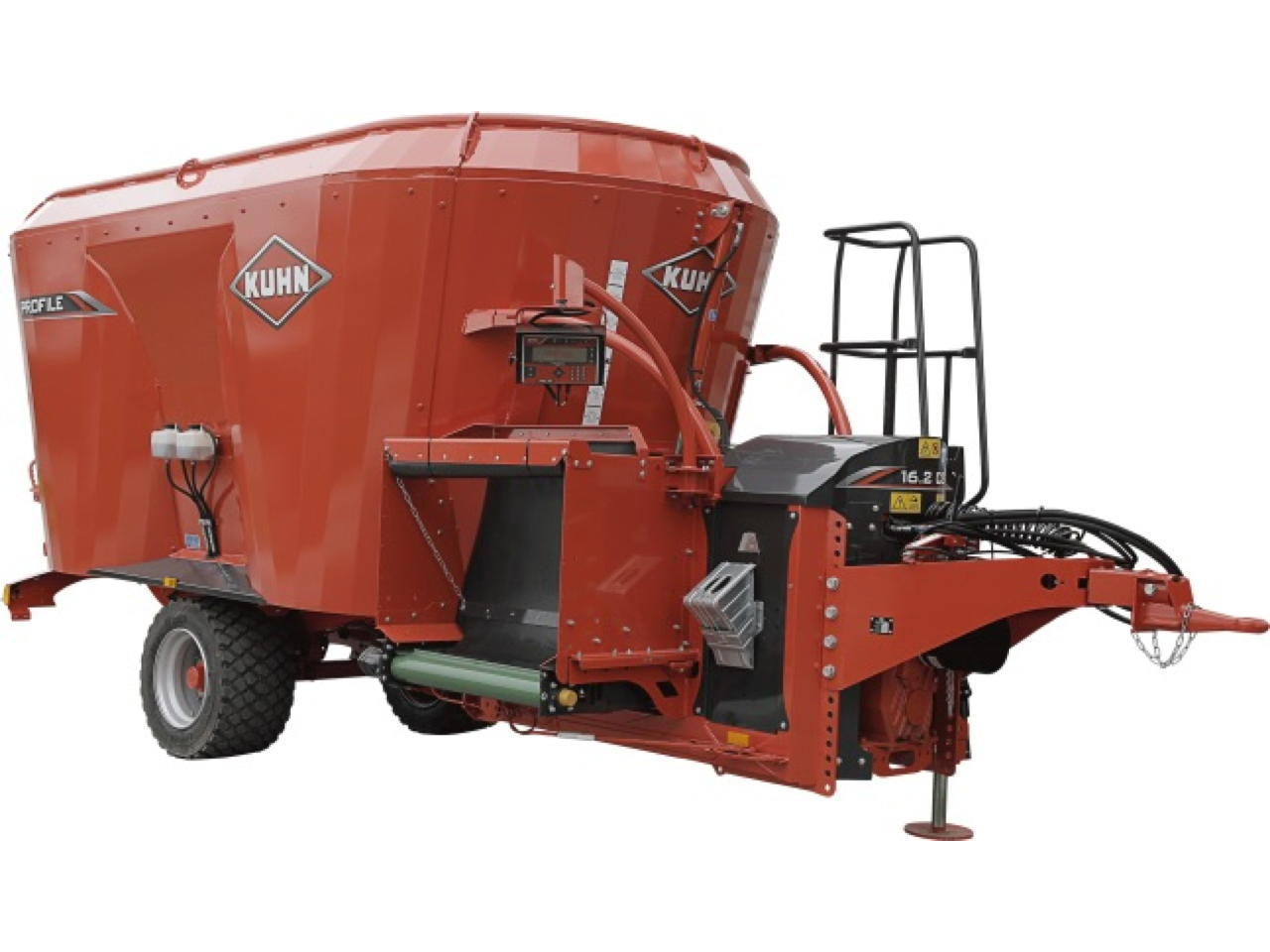 Kuhn Profile 2 CS Profile 18.2 CS