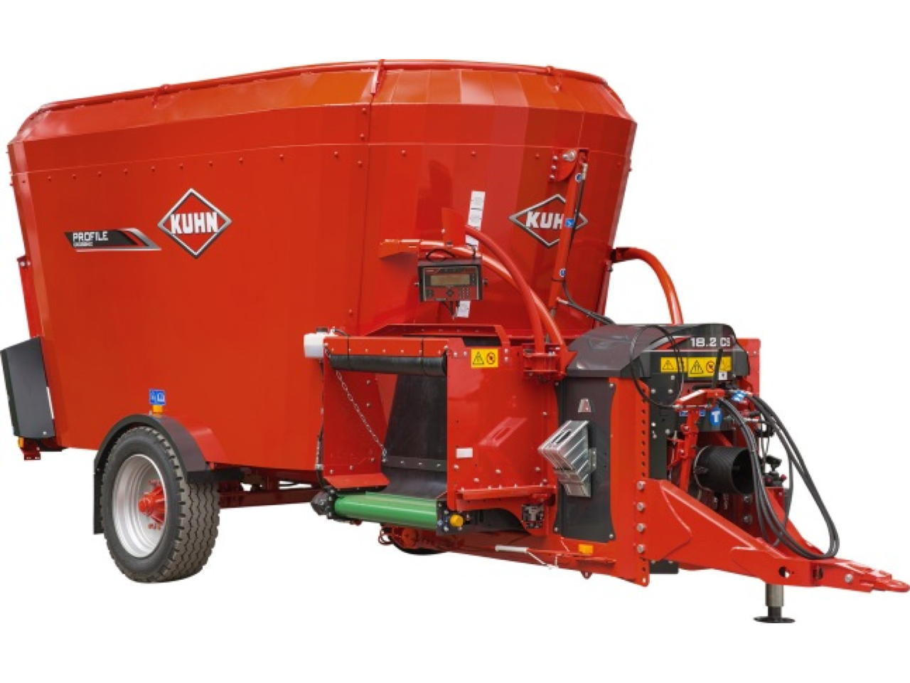 Kuhn Profile Crossmix Profile Crossmix 15.2 CS