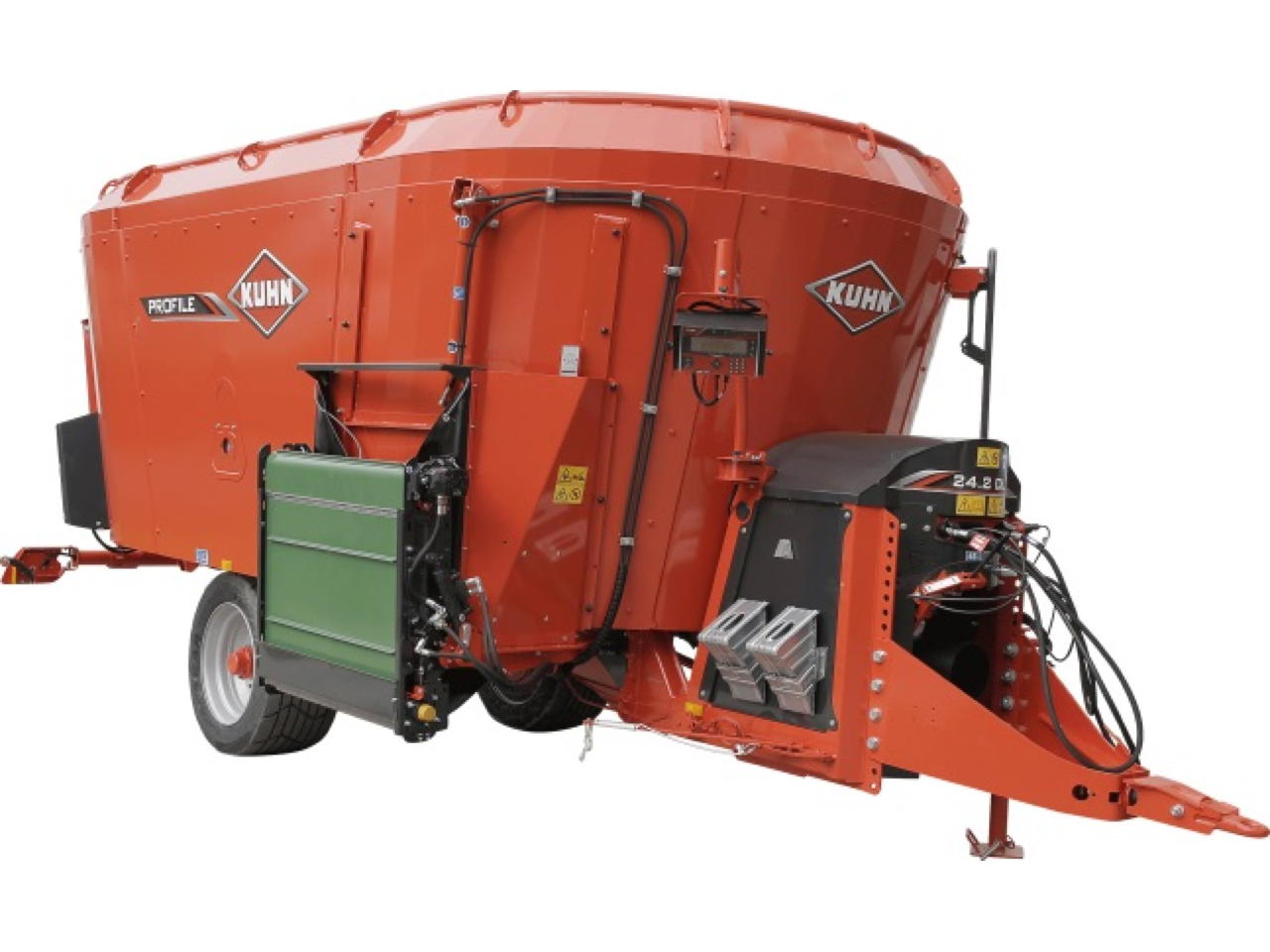 Kuhn Profile 2 DL Profile 20.2 DL