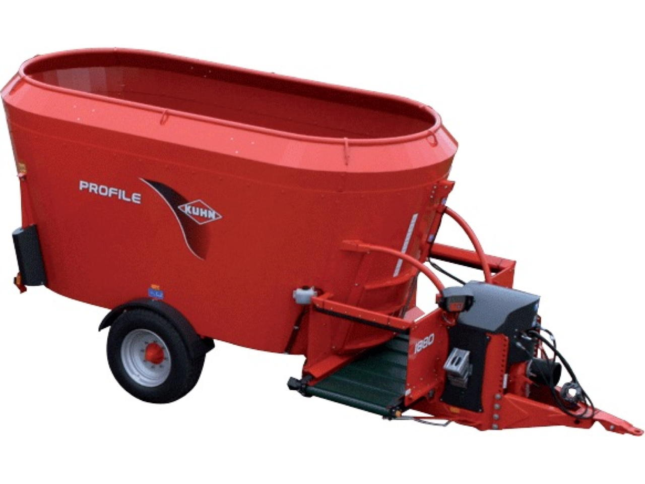 Kuhn Profile 2 CL Profile 22.2 CL