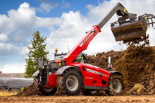 Massey Ferguson MF TH