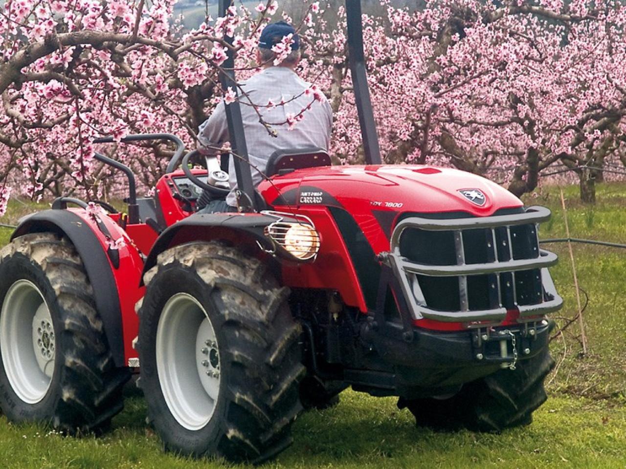 Antonio Carraro Tractors Farm Machinery On Macgest