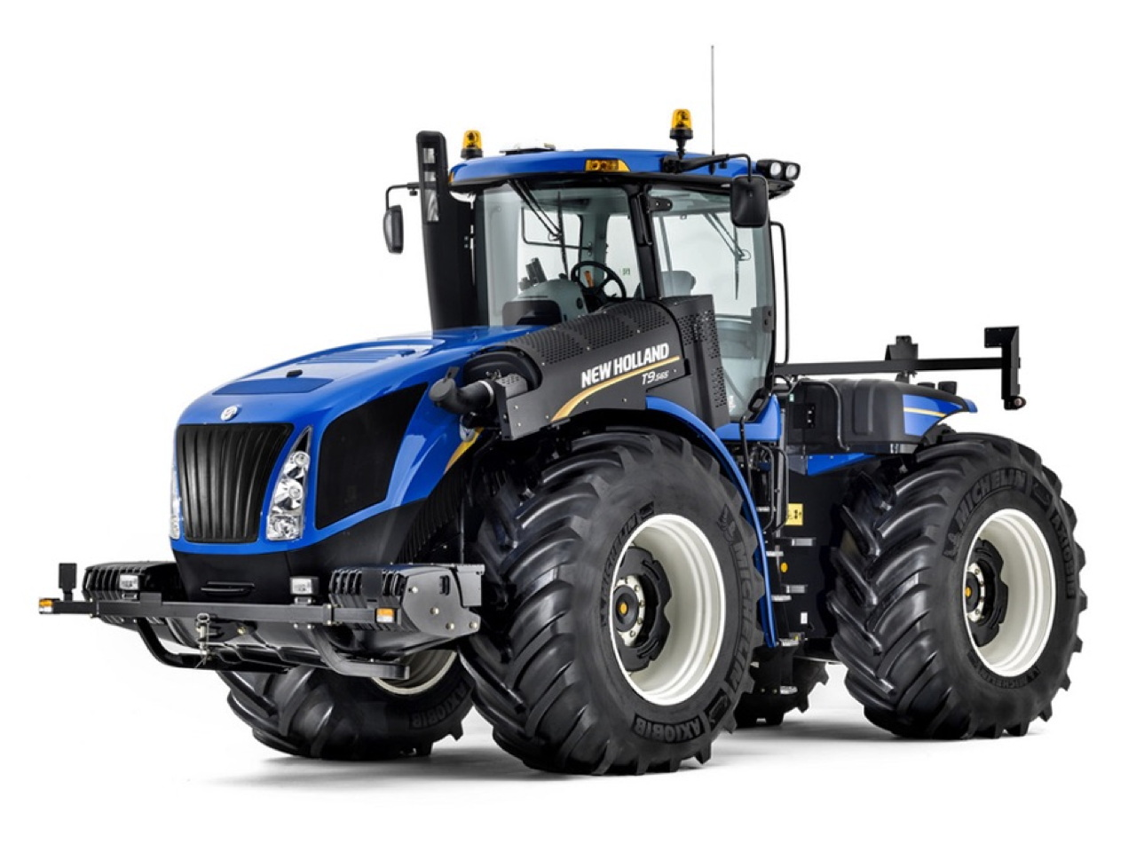 New Holland T9 - Tier 4B T9.645