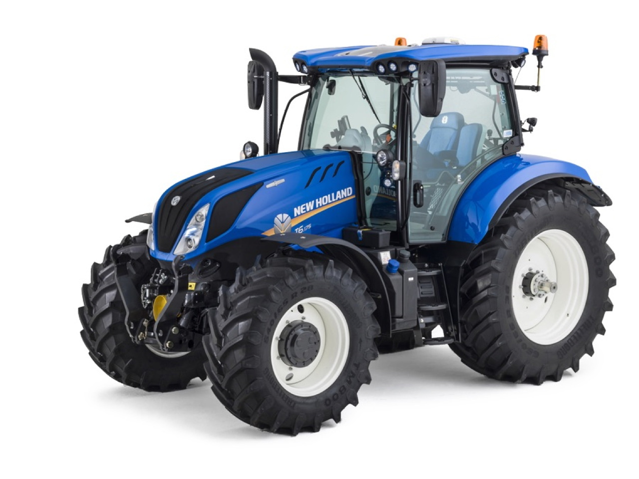 New Holland T6 T6.125 S Deluxe