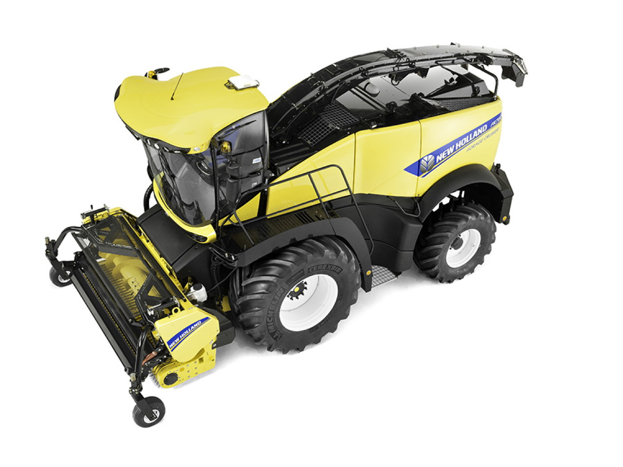 New Holland FR Forage Cruiser FR Forage Cruiser 550