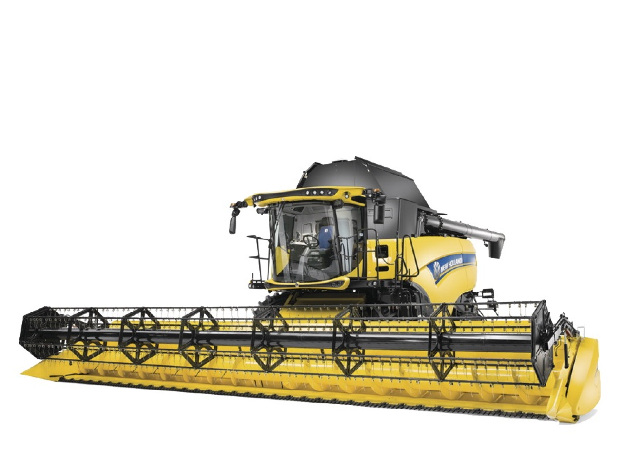 New Holland CX7 & CX8 - Tier 4B CX8.70