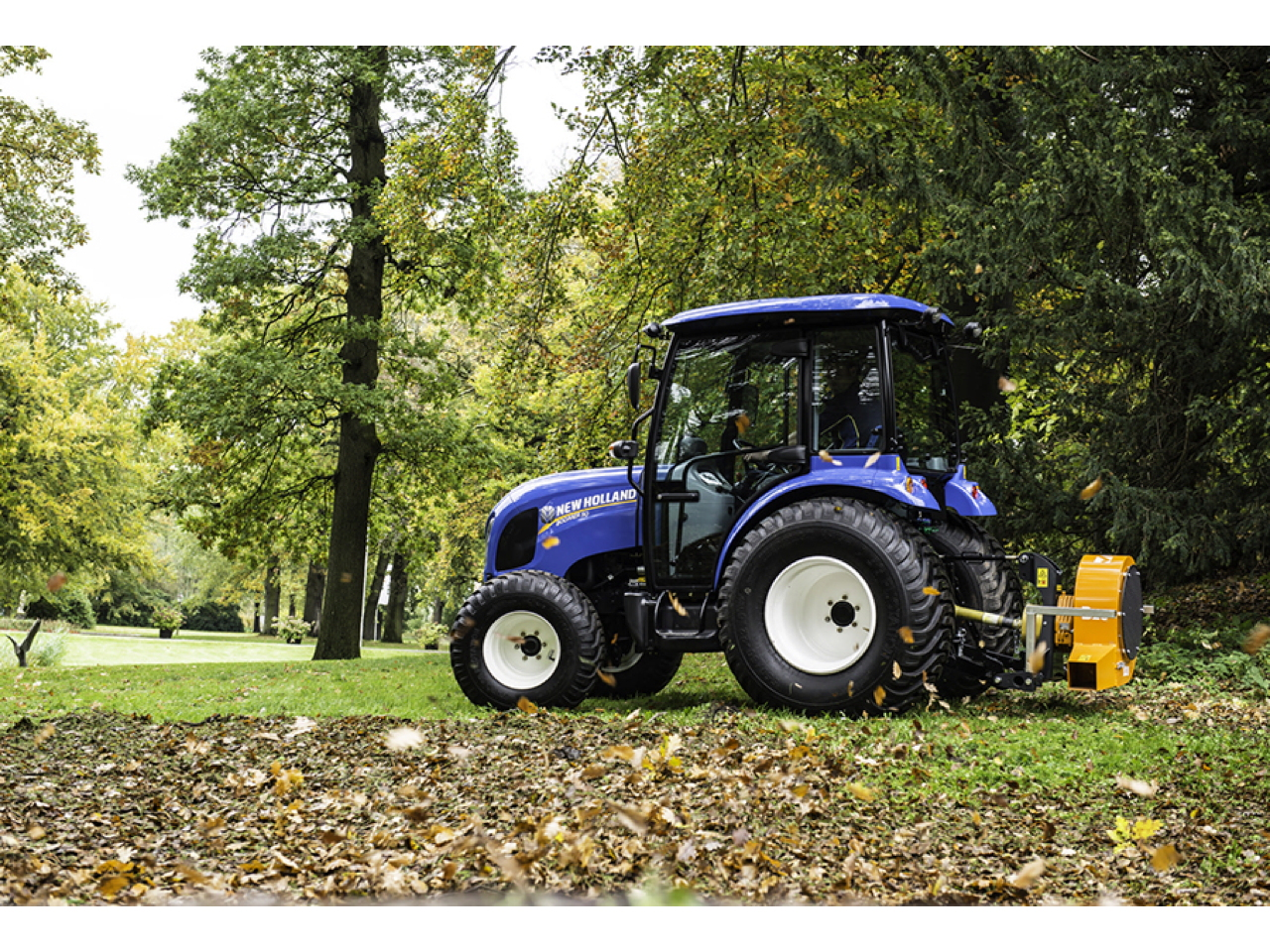 New Holland Boomer Boomer 35