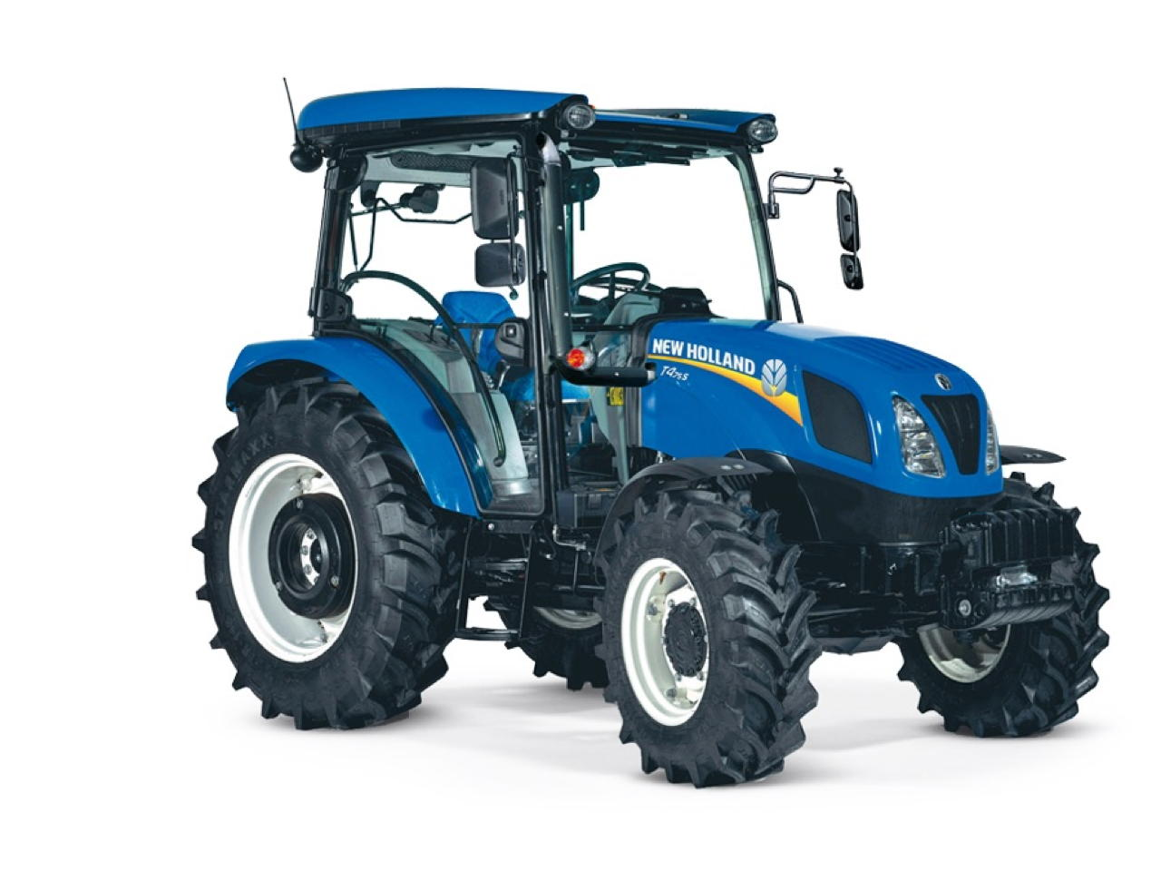 New Holland T4S T4.55S