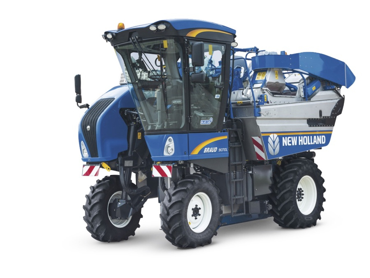 New Holland Braud 9000 9050L Plus