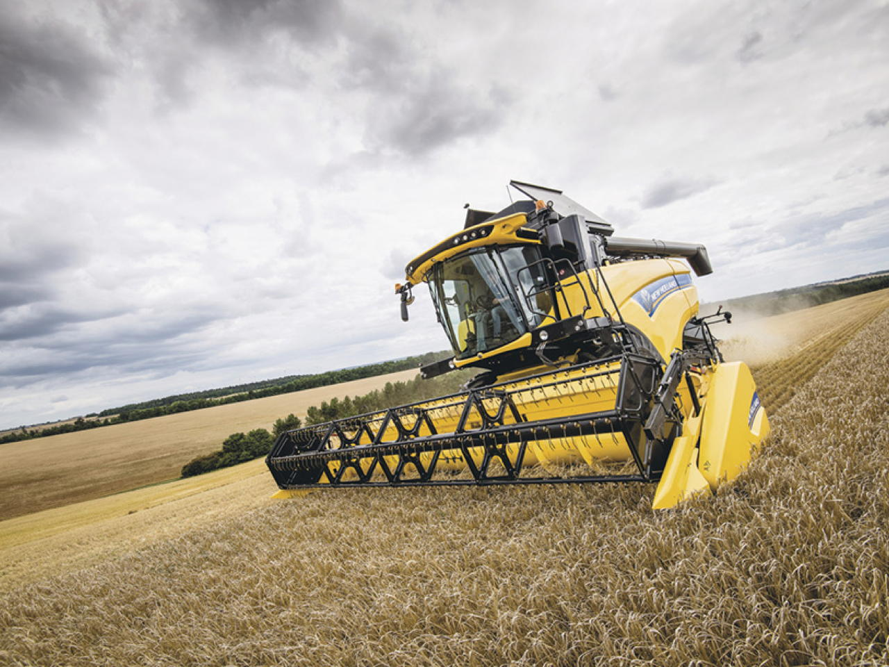 New Holland CX5 & CX6 CX6.80