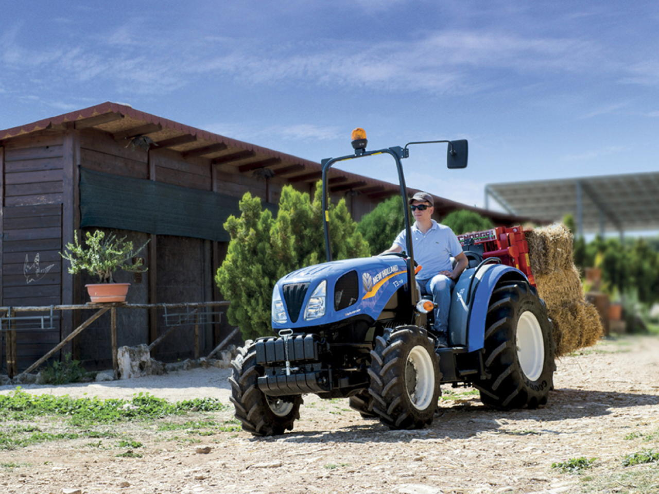 New Holland T3.50F T3.50F