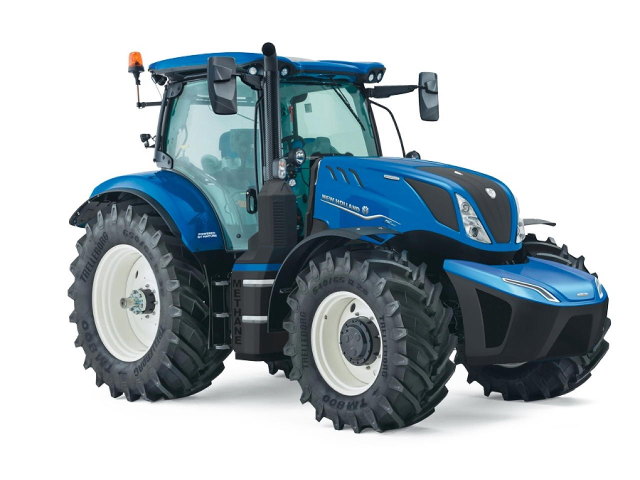 New Holland T6 Methane Power