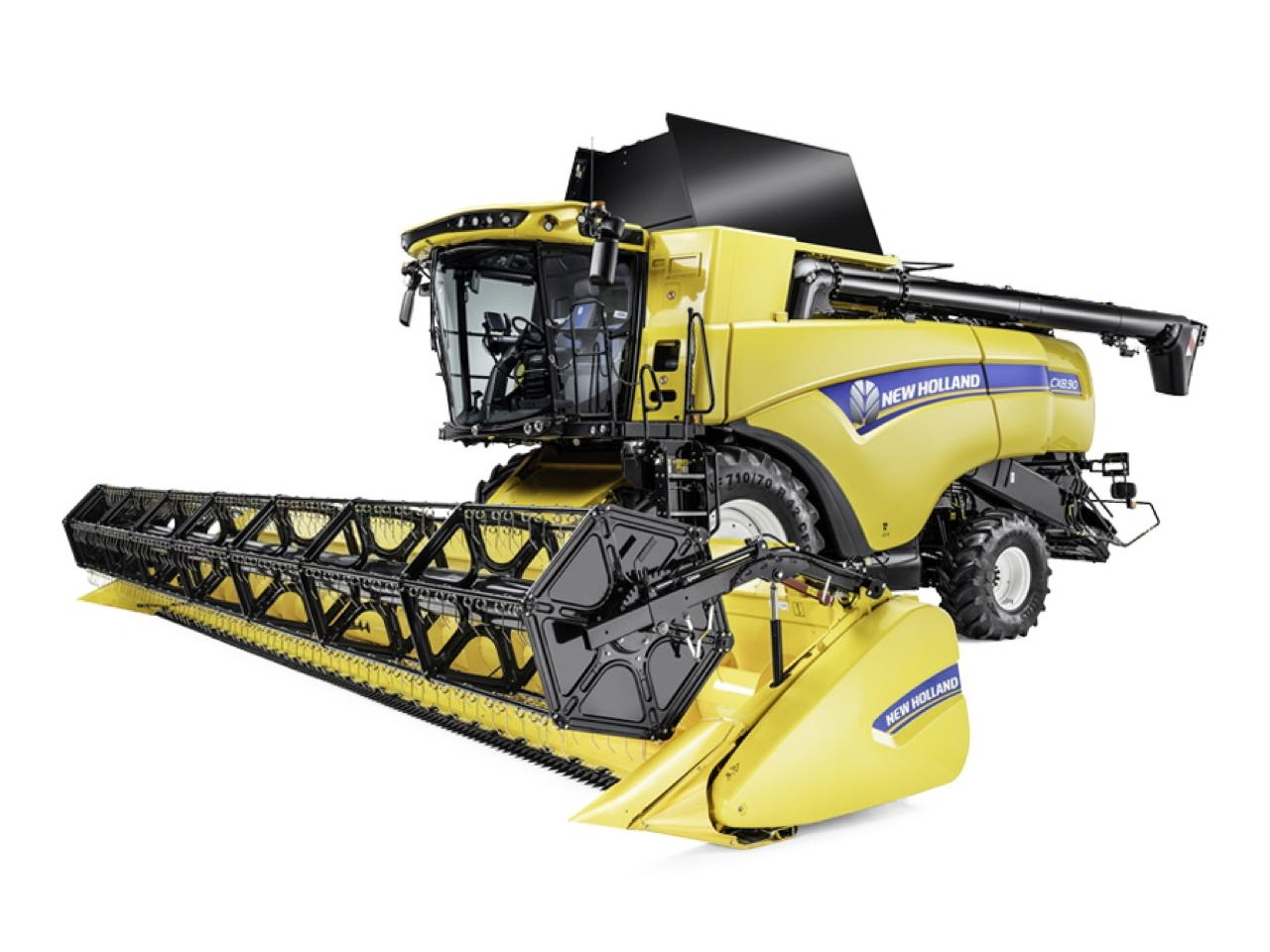 New Holland CX7 & CX8 - Stage V
