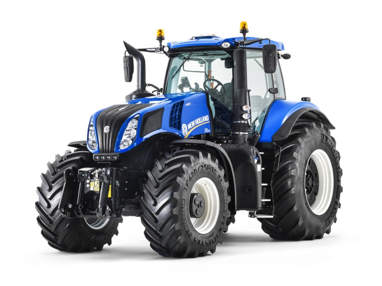 New Holland T8 - Tier 4B T8.435 (Tier4B)