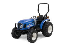 New Holland Boomer
