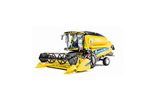 New Holland TC 5.90 Hillside