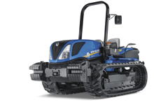 New Holland TK4