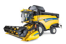 New Holland CX5000 & CX6000 Elevation - Tier 4B New