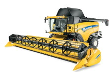 New Holland CX 7000 - CX 8000 elevation