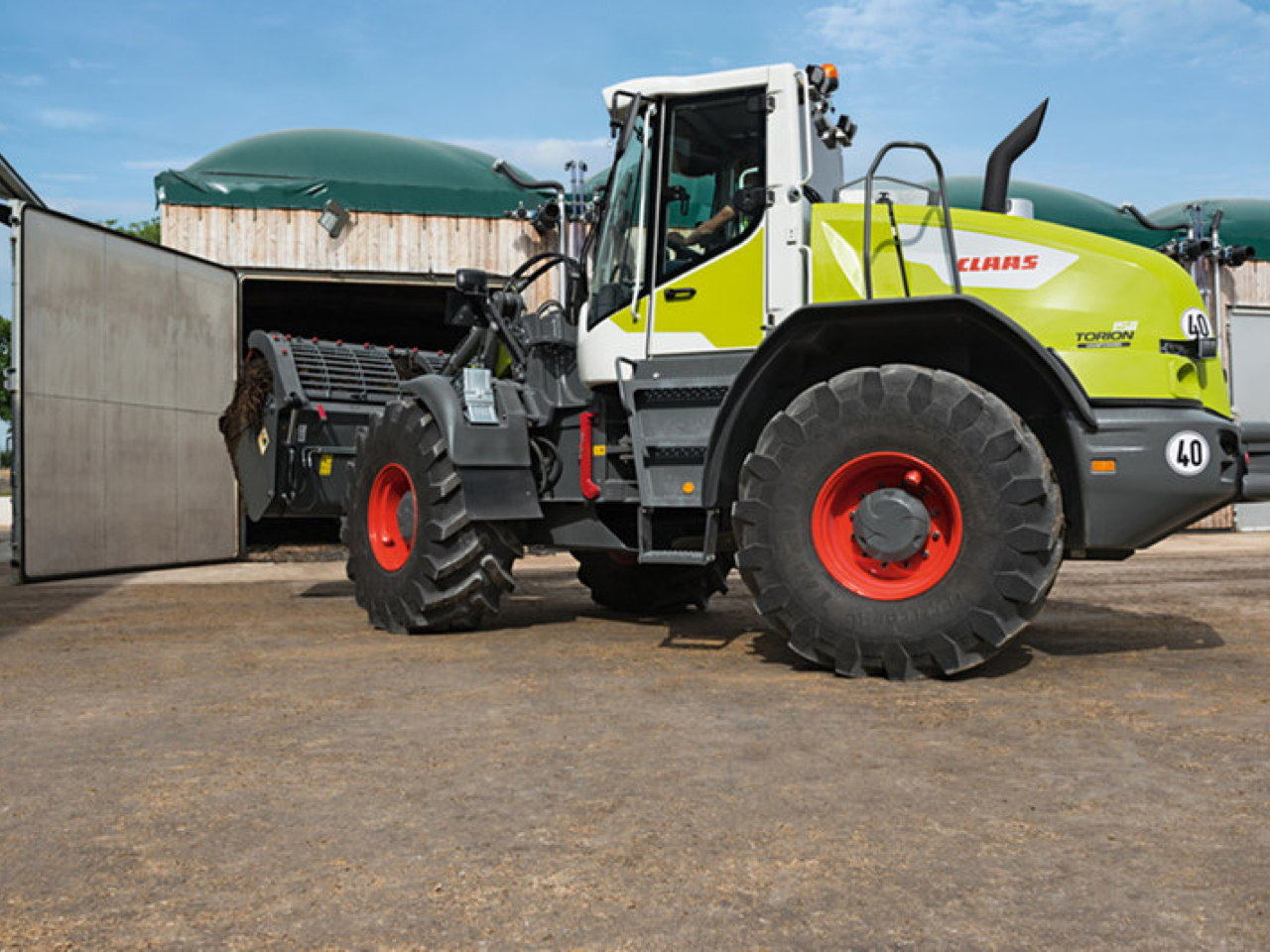 Claas Torion 1914-1177 Torion 1511