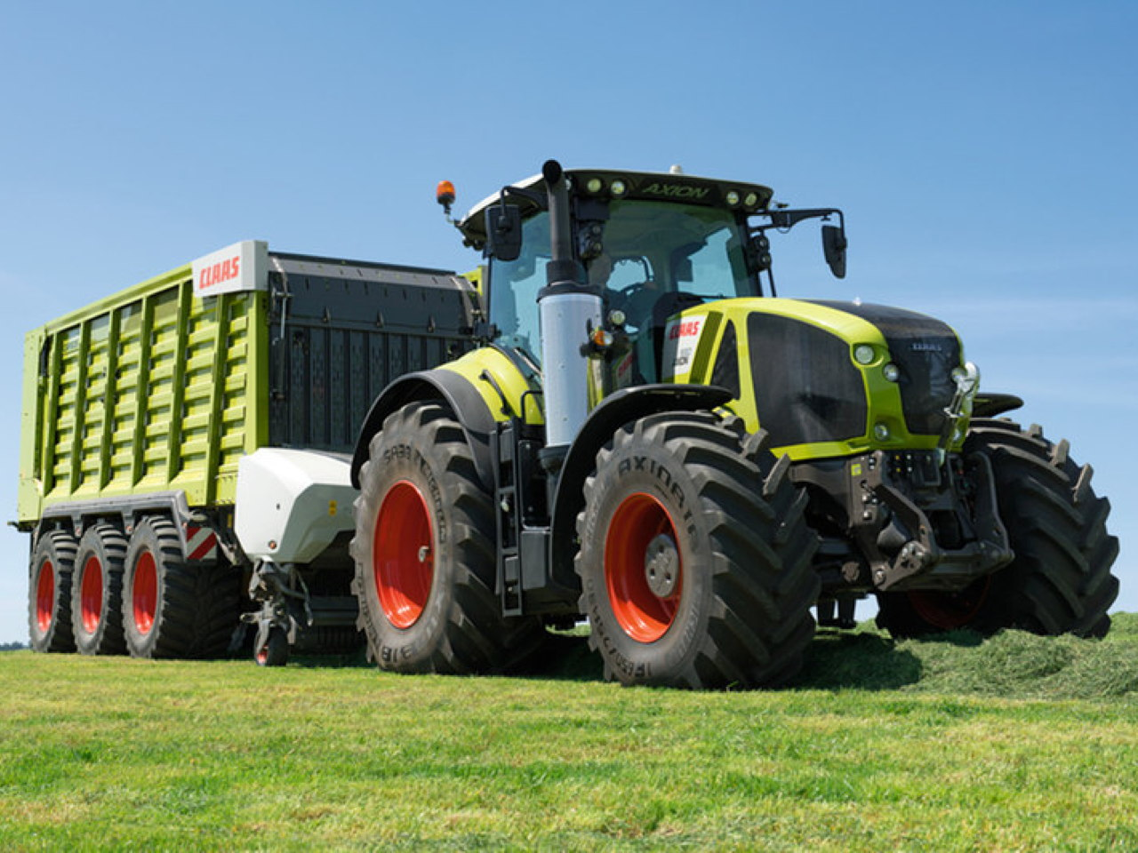 Claas Axion 900 Axion 960