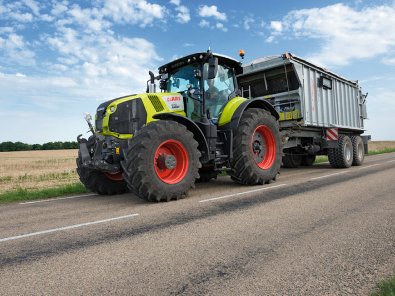Claas Axion 800 Axion 870