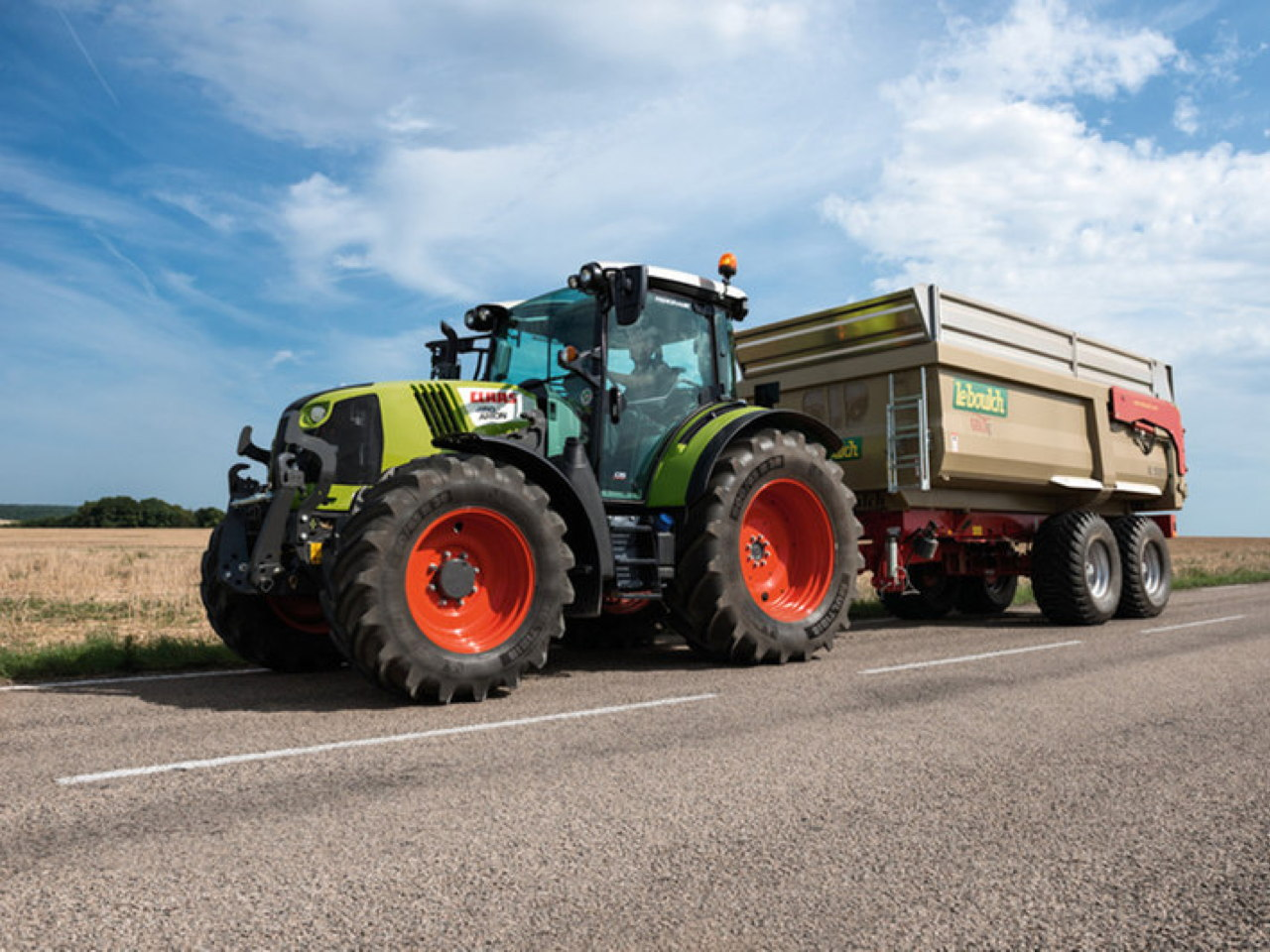 Claas Arion 400 Arion 420