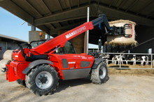 Manitou MVT 929 T Compact Agri