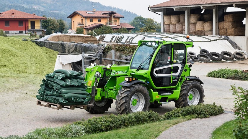 Merlo Turbofarmer 38.10 TF 38.10 CS - 140