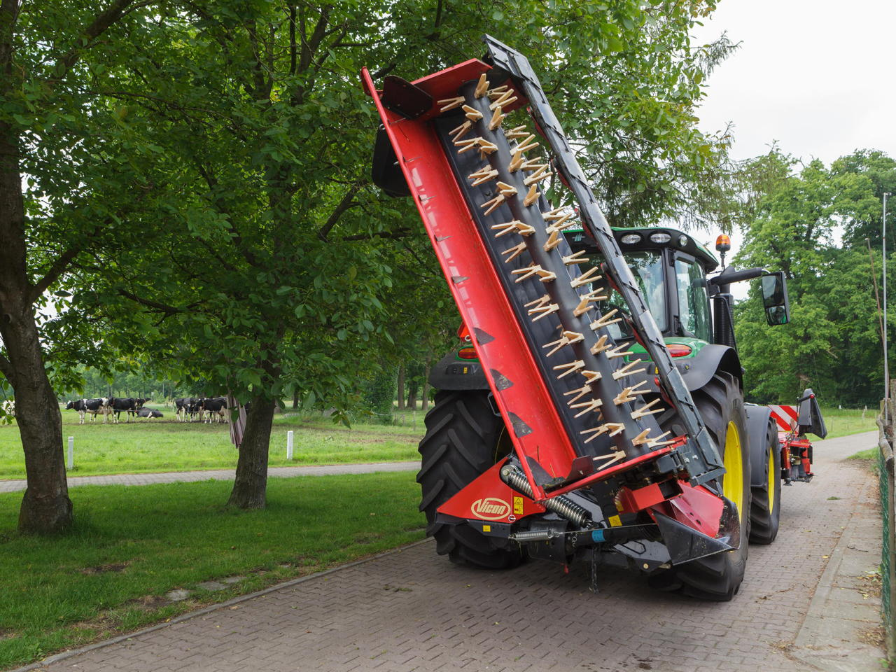Vicon Extra 600T Extra 628R