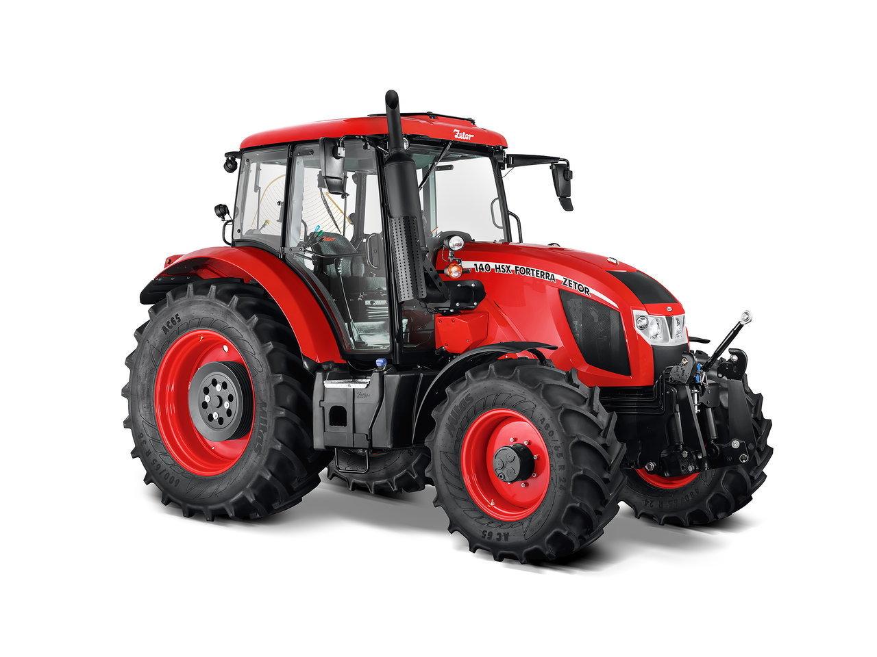 zetor forterra 150 hd - trattori e trattrici