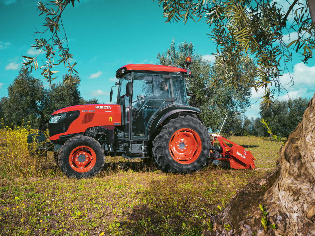 Kubota M5001 NARROW M5091 N