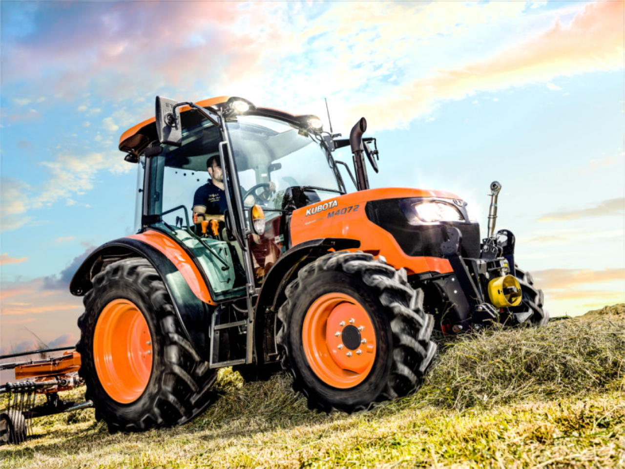 Kubota - Tractors & farm machinery on Macgest