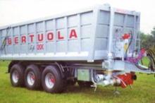 Bertuola fb dumx trasporto e movimentazione macgest for Bertuola rimorchi