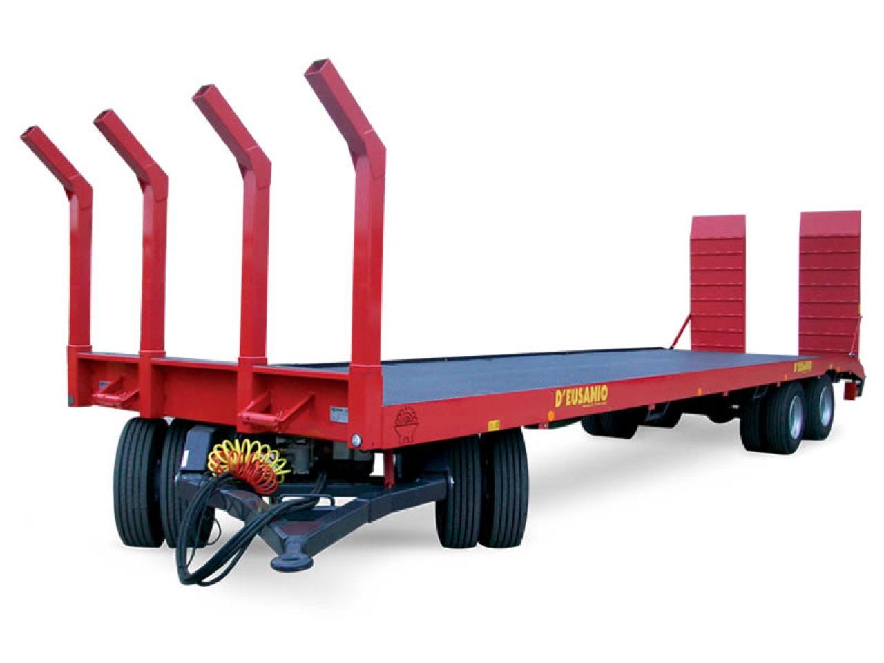 D 39 eusanio dr200 trasporto e movimentazione macgest for D eusanio rimorchi