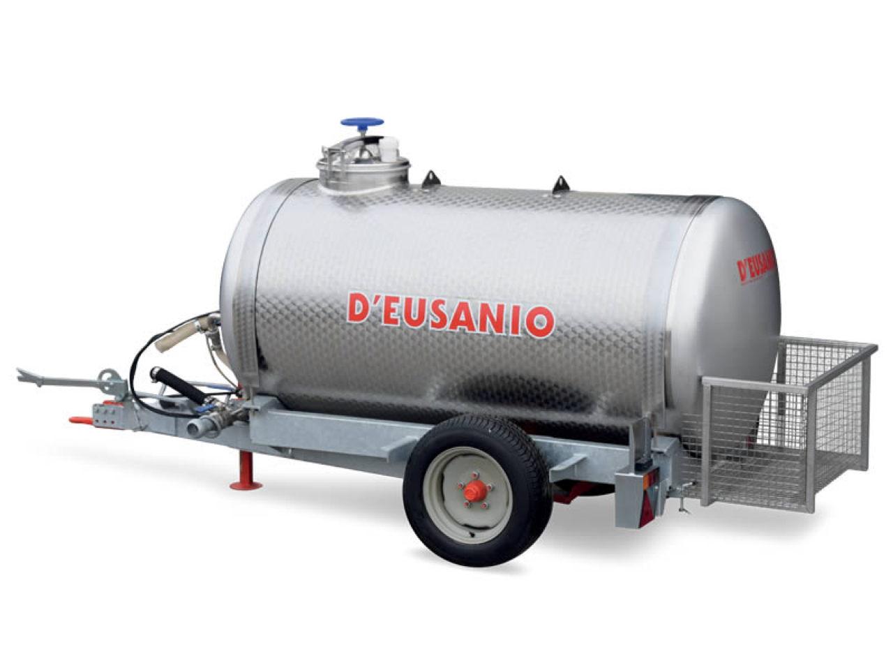 D 39 eusanio trattori e macchine agricole su macgest for D eusanio rimorchi