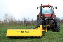 Orsi Group Prestige O-S Frontal Hardox
