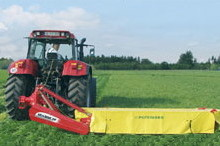 Pottinger Novadisc