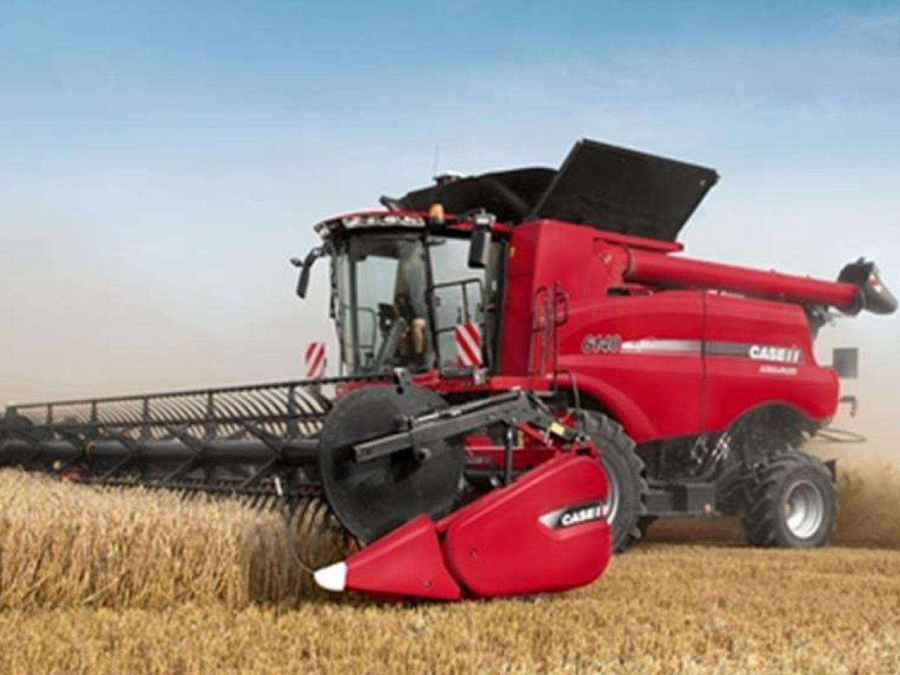 Case IH Axial Flow 140