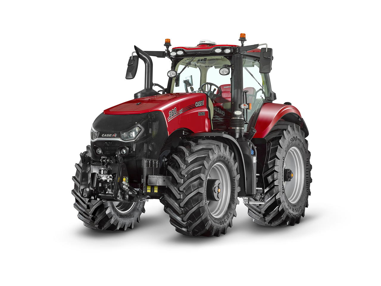 Case IH Magnum PowerDrive AFS Connect