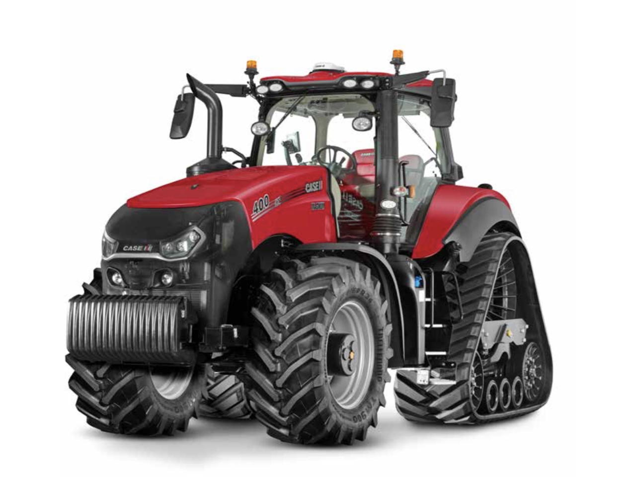 Case IH Magnum Rowtrac AFS Connect