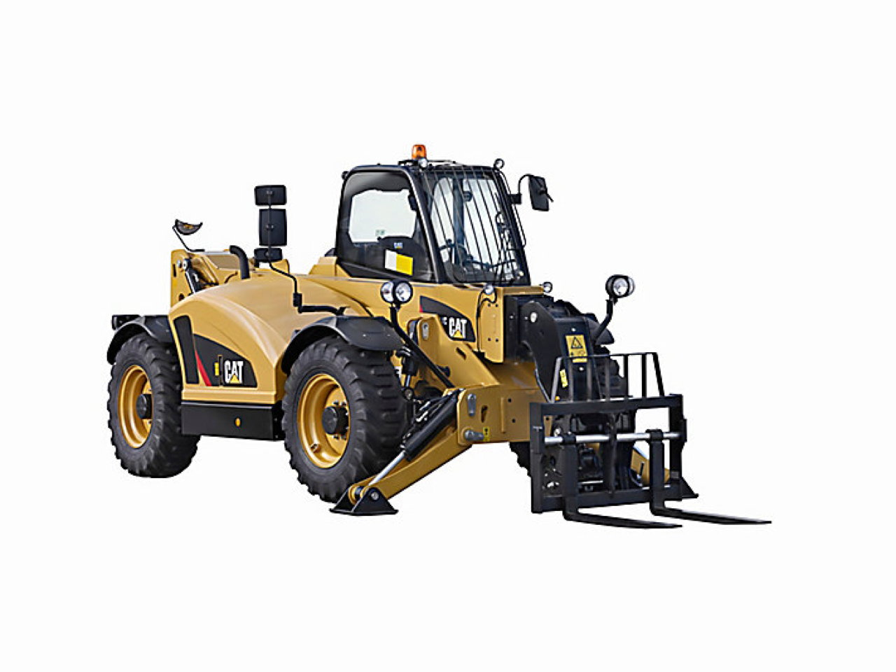 Caterpillar TH TH417C